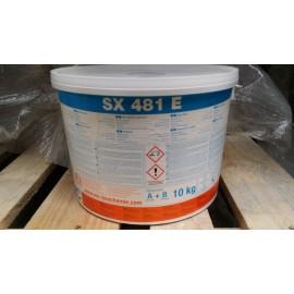SX 481 E masa/szpachla klejąca na bazie żywic epoksydowych